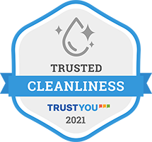 The 'Trusted Cleanliness' Badge has been awarded to this hotel. For more information click to visit TrustYou
