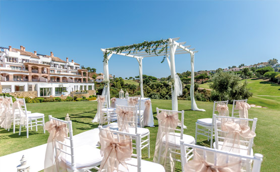 Wedding Package nº2 at La Cala Resort