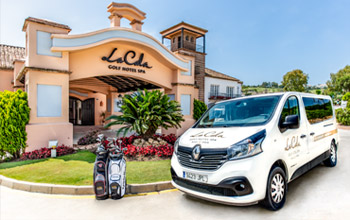 Shuttle zum Driving Range | La Cala Resort