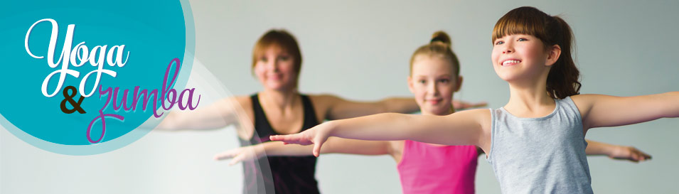 Yoga and Zumba for Kids
