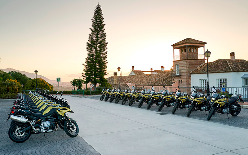 News - BMW Motorrad chooses La Cala Resort for the worldwide launch of its new enduro motorbikes