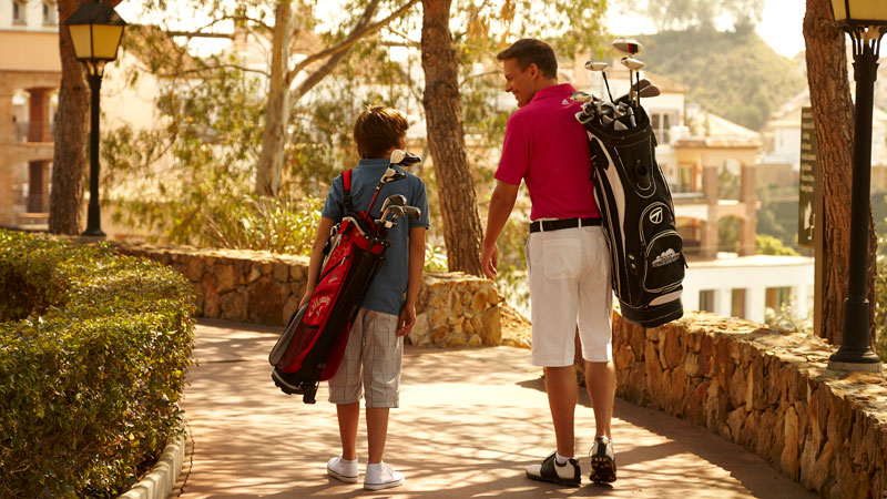 Juniors Golf Camps | La Cala Golf Academy