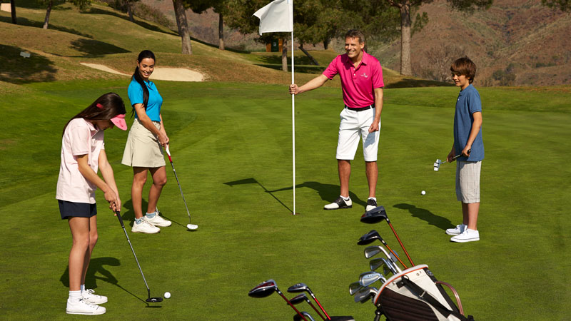 Juniors Golf | La Cala Golf Academy