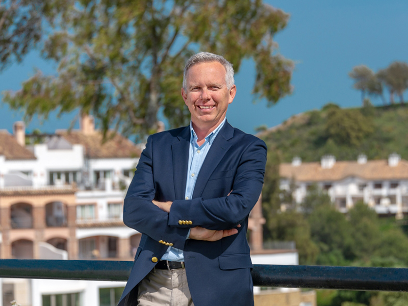 News - Sean Corte-Real New Director of La Cala Resort