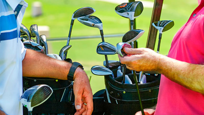 Play Golf with Amigos at La Cala Resort