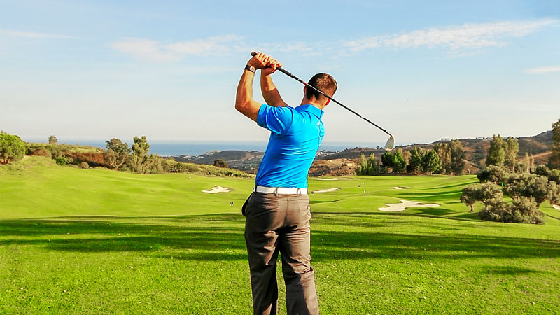 Golf School Lessons - La Cala Golf Academy