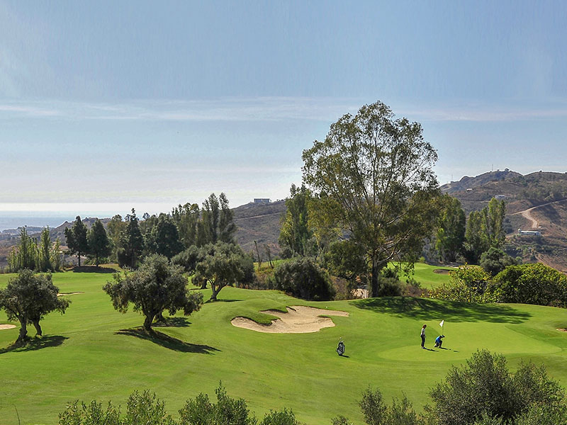 La Cala Golf Par 3 Course