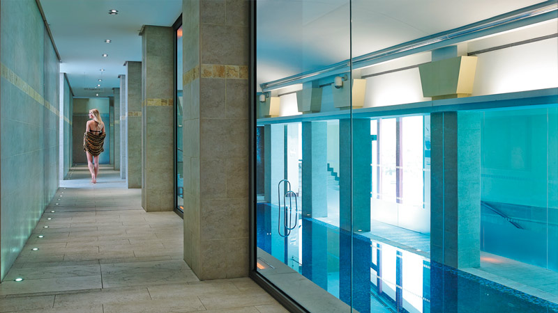 Hydrotherapy Circuit at La Cala Spa