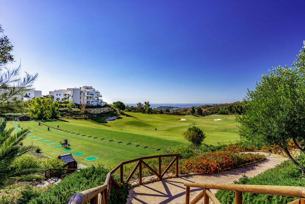 Driving Range | La Cala Golf Academy