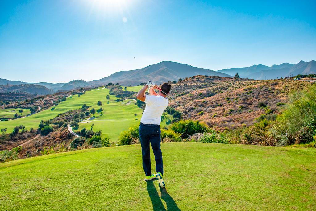 Golfer | La Cala Resort