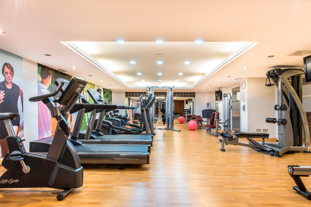 Gym, Fitness Area | La Cala Hotel