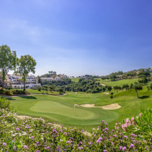 Campo Asia Hole 18 | La Cala Resort