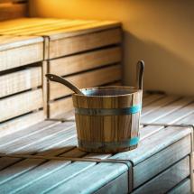 Sauna | La Cala Spa