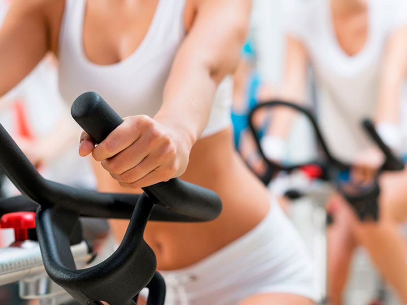 Indoor Cycling - Sports & Wellness