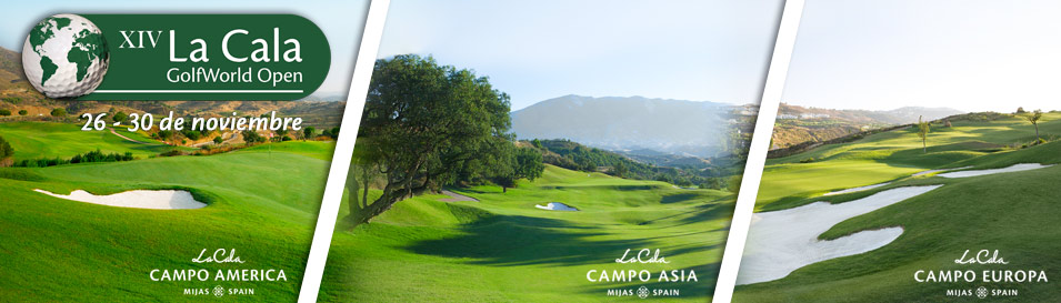 La Cala GolfWorld Open 2018