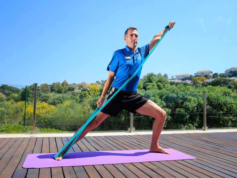 Wellness Activities at La Cala Resort