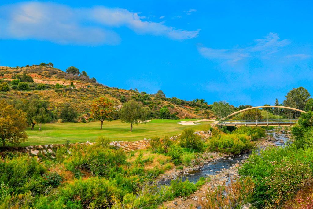 Campo Europa, Hole 4 | La Cala Resort