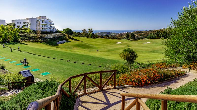 La Cala Golf Academy Driving Range