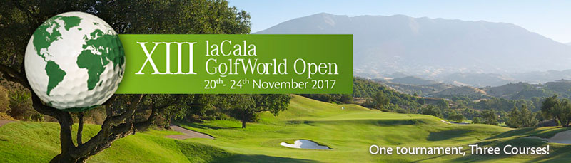 La Cala GolfWorld Open 2017