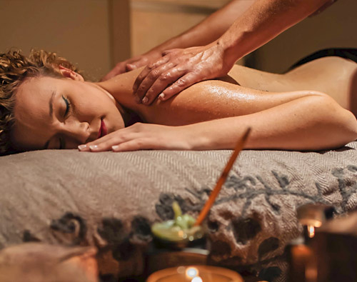 Massages at La Cala Spa