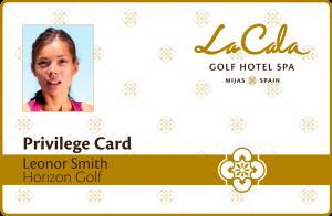 Privilege Card - Benefits at La Cala Resort