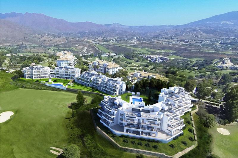 La Cala Residential Golf Properties In Costa Del Sol La Cala Resort