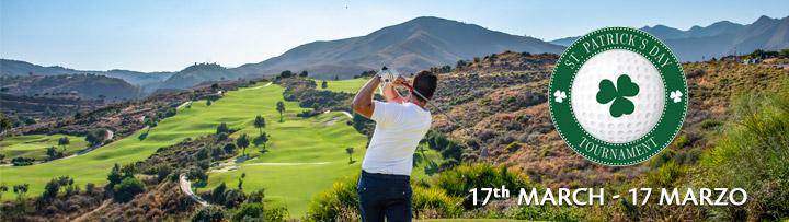 St. Patrick's golf Tournament at La Cala Resort
