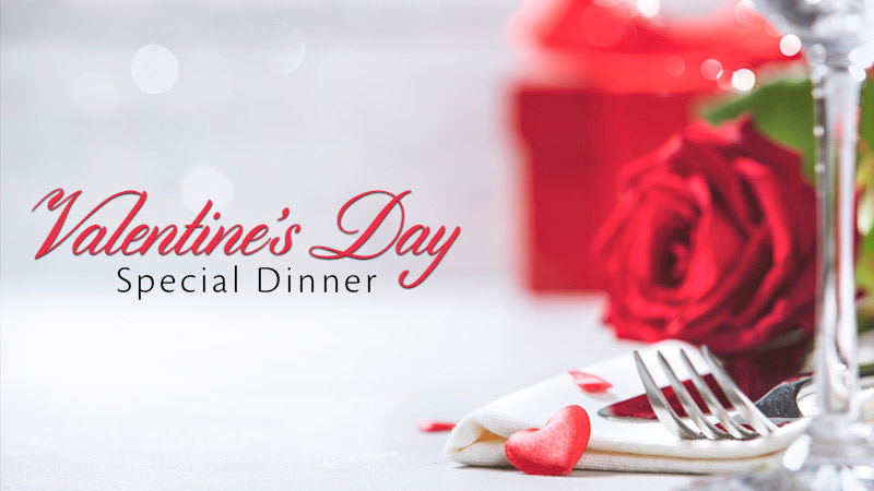 Valentine's Day Dinner at La Cala Resort