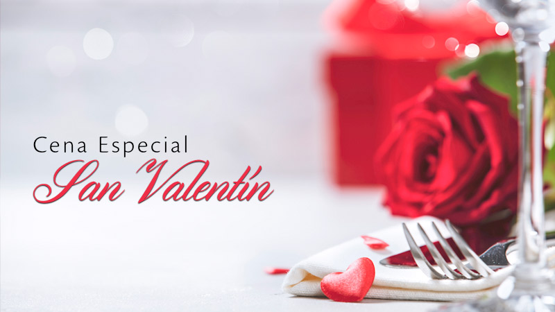 Cena san Valentín en La Cala Resort