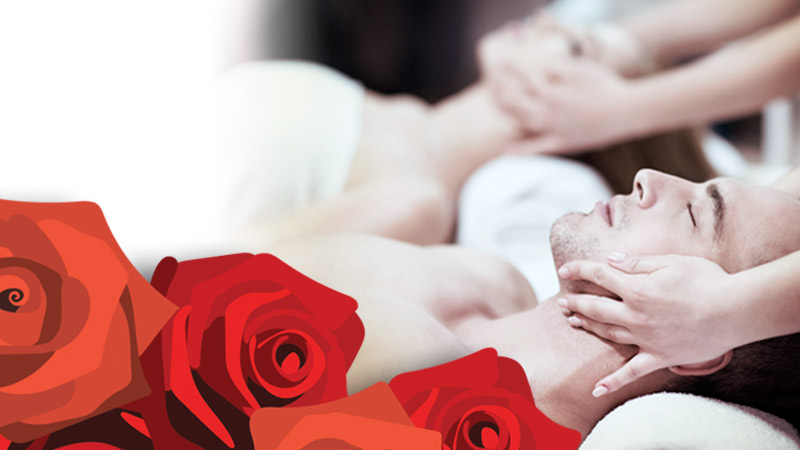 Spa Massage for 2 - Valentines Day at La Cala Resort