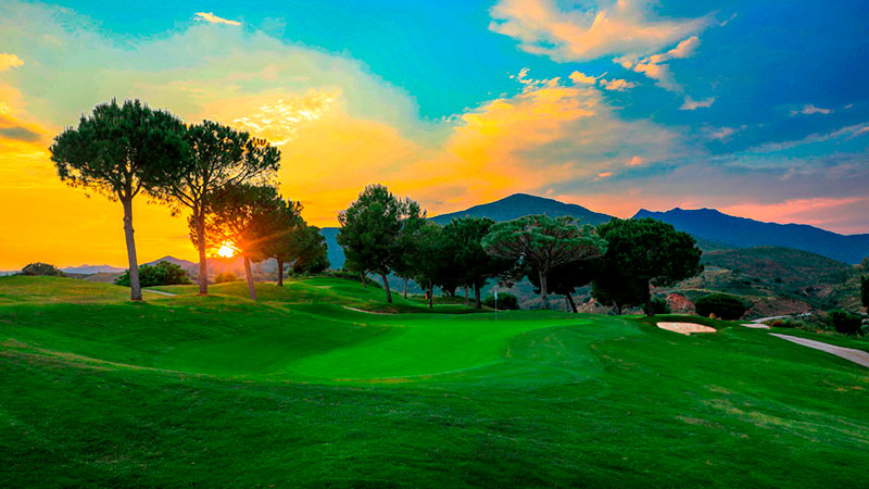 Twilight - La Cala Golf Resort