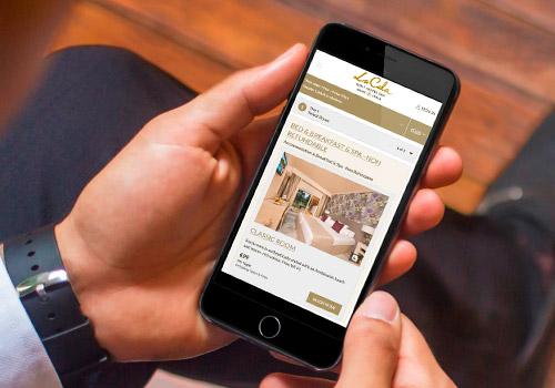 Reservas de Hotel Online