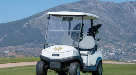 New Golf Buggies at La Cala Resort