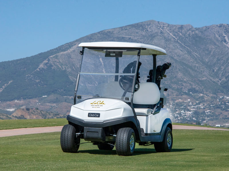 New Golf Buggies at La Cala Resort