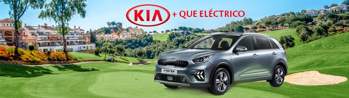 Kia + Que Eléctrico Golf Tournament at La Cala Resort