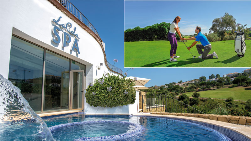 Golf Clinic & Spa at La Cala Resort