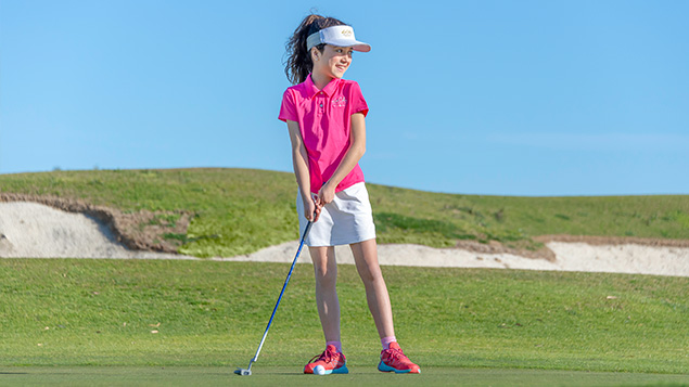 Juniors Golf School at La Cala Resort