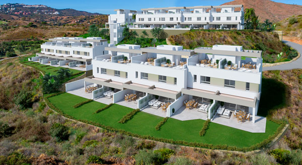 Natura Luxury Townhouses at La Cala Resort
