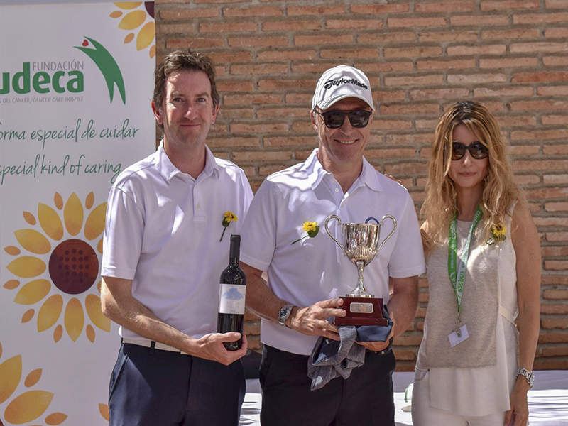 Antonio María García Sánchez, Ganador trofeo Cudeca