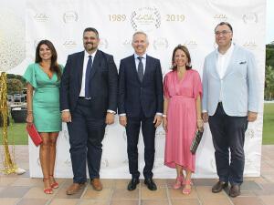 30 aniversario La Cala Resort autoridades