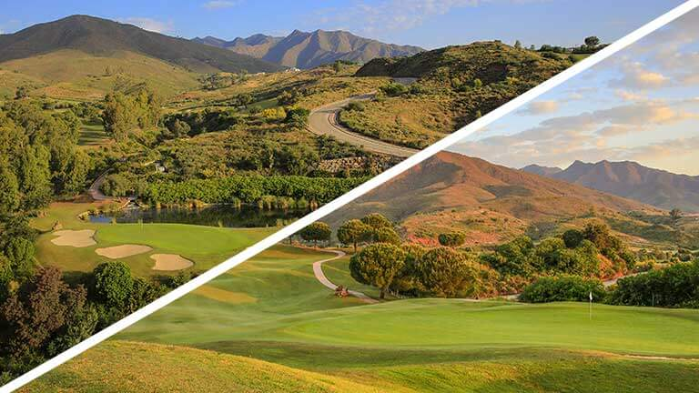2 Course Pass - La Cala Golf Resort