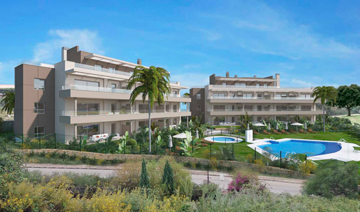 Sun Valley apartments - La Cala Golf