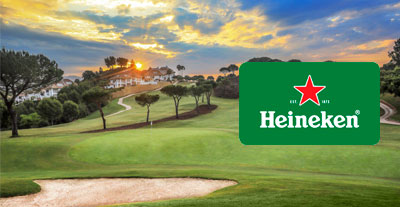 End of the Year Golf Tournament Heineken 2019