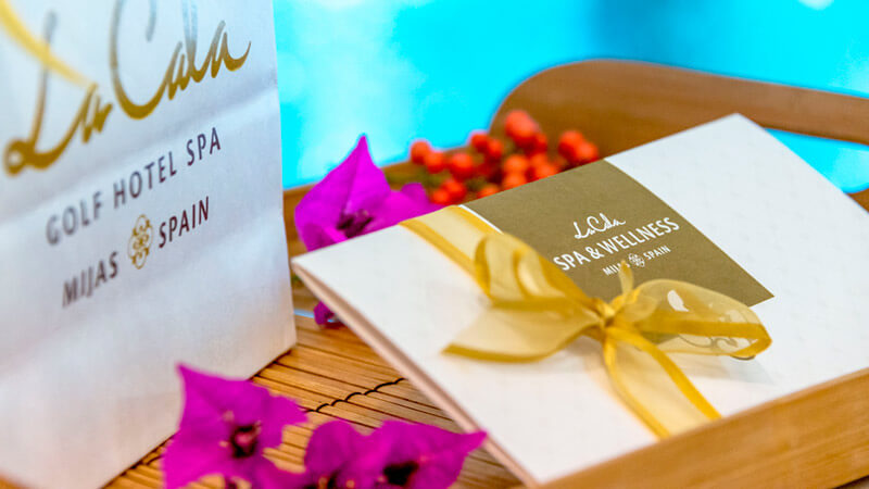 Gift vouchers - La Cala Spa