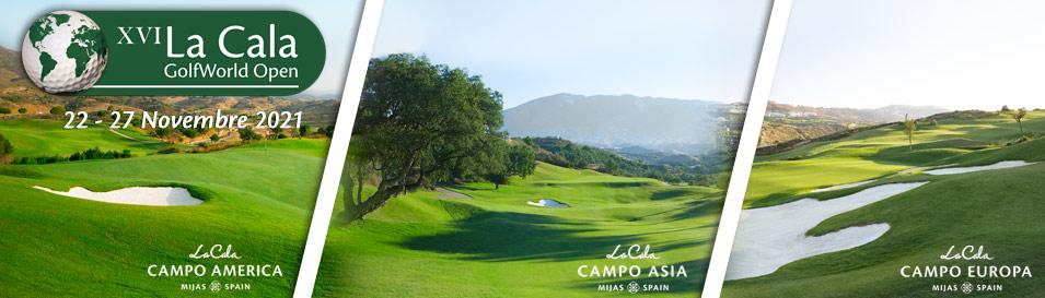 XVI La Cala GolfWorld Open