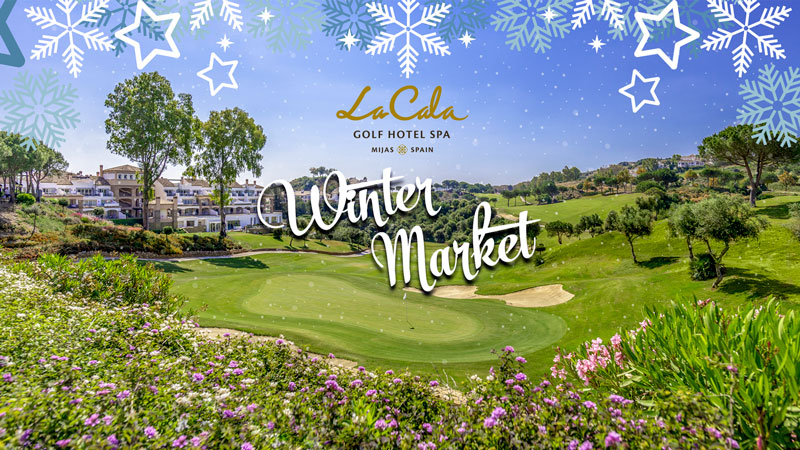 Winter Market at La Cala resort