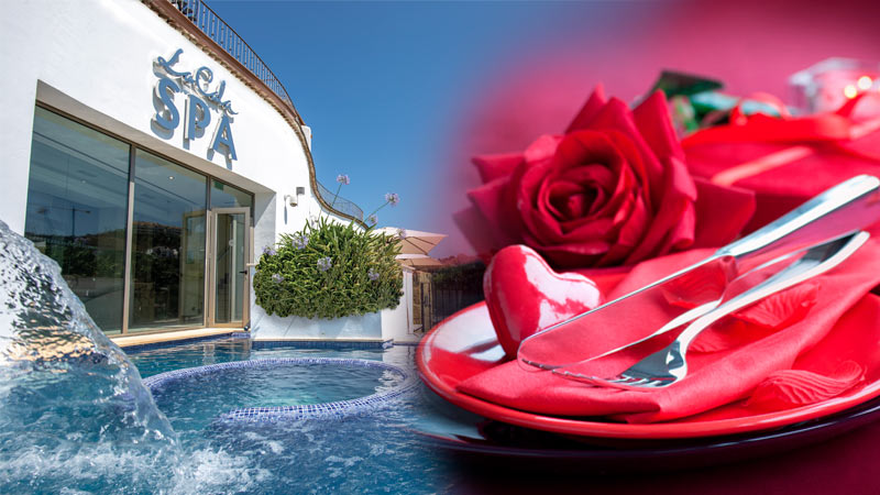 Valentine's Spa and Dinner at La Cala Resort