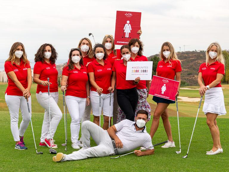 Women's Golf Day 2020 celebration at La Cala Golf Resort