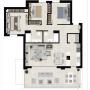 3 Bedroom First Floor