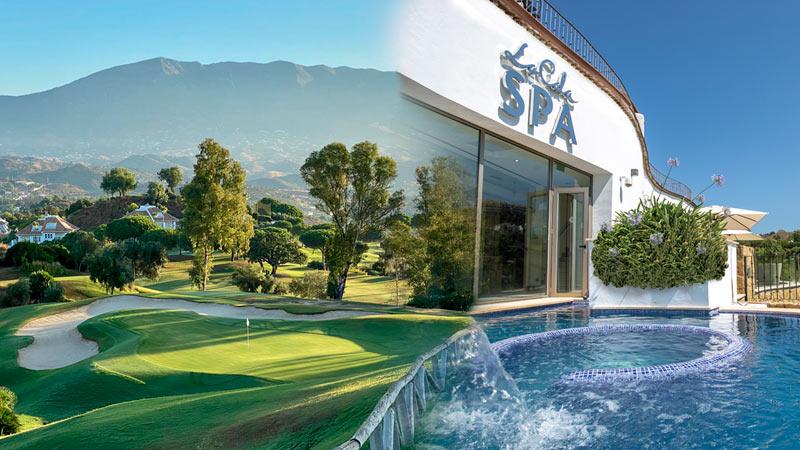 Puente del Pilar en La Cala Golf Resort y Spa